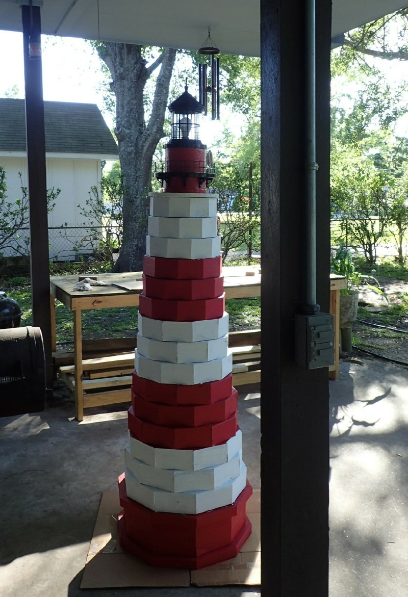 customer photo - Amish Lighthouse Plans