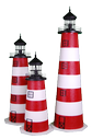 Lawn Lighthouses and Accents. Authentic Replicas.