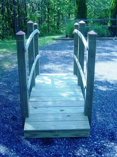 Wooden Pilings For Custom Nautical Lawn Decorations