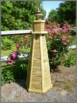 DIY woodworking plans for a lighthouse
