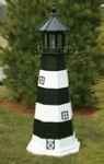 Custom Amish Lighthouses up to 12 ft. Tall. Chesapeakecrafts.com