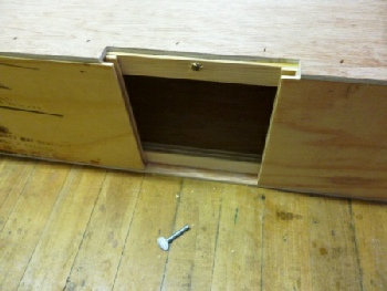 how to build a shipping crate