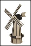 Amazing Lawn Windmills made of durable Polywood