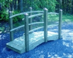 Custom Lawn Bridges by Southern Maryland Craftsman