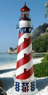 lawn lighthouses for sale