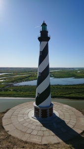 Photo of a 12 ft. Lighthouse