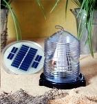 Accessories for lawn lighthouses. Beacons, solar lights, tops, more.