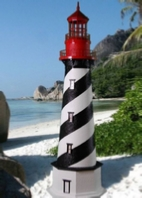 Amazing Lawn Lighthouses. The BEST Lighthouses you can buy for your yard.
