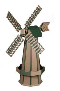 Weatherwood and Green Windmill
