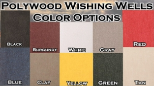 Polywood Colors